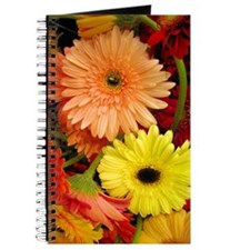 Gerbera Daisies Journal