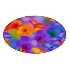 Beautiful Flowers Decal