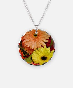Mouse-flowers Necklace