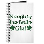 Naughty Irish Girl Journal