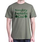 Naughty Irish Girl Dark T-Shirt
