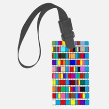 Octal Prime Factorization Chart Luggage Tag