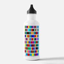 Octal Prime Factorizat Water Bottle