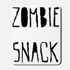 Zombie Snack Mousepad