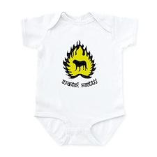 Spanish Mastiff Infant Bodysuit