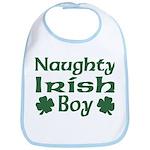 Naughty Irish Boy Bib