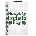 Naughty Irish Boy Journal