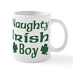 Naughty Irish Boy Mug