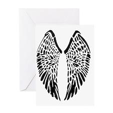 Reed Wings Greeting Card