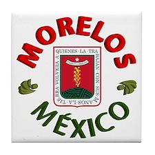 Morelos Tile Coaster
