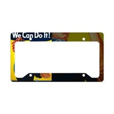 bag License Plate Holder