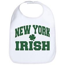 New York Irish Bib