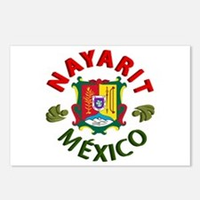 Nayarit Postcards (Package of 8)