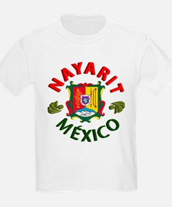 Nayarit Kids T-Shirt