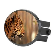 Profile of Siberian leopard Hitch Cover