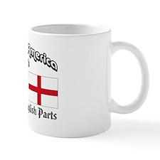 Irish & English Parts Mug