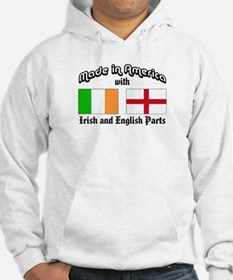 Irish & English Parts Hoodie