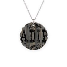 Adib, Western Themed Necklace