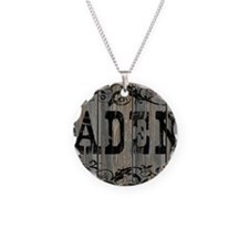 Aden, Western Themed Necklace