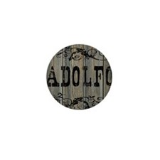 Adolfo, Western Themed Mini Button
