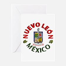 Nuevo León Greeting Cards (Pk of 10)