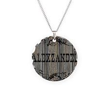 Alexzander, Western Themed Necklace