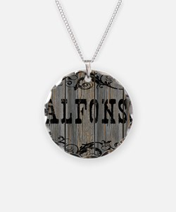 Alfonso, Western Themed Necklace