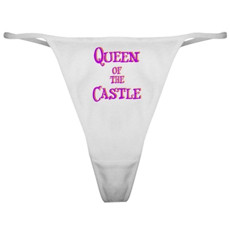queen-castle Classic Thong