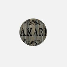Amari, Western Themed Mini Button