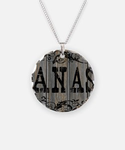 Anas, Western Themed Necklace