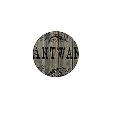 Antwan, Western Themed Mini Button