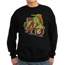 vespa-bag200 Sweatshirt