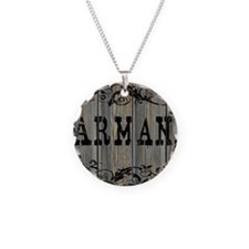 Armani, Western Themed Necklace