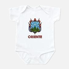 Escudo de Oriente Infant Bodysuit