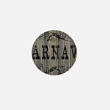 Arnav, Western Themed Mini Button
