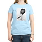 Swing Pouter Pigeon Women's Light T-Shirt