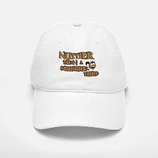 Nuttier Than a Squirrel Turd Baseball Baseball Cap