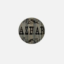 Azhar, Western Themed Mini Button
