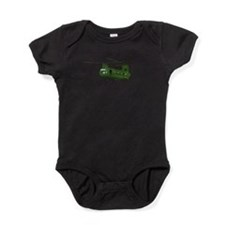 Chinook Helicopter Baby Bodysuit