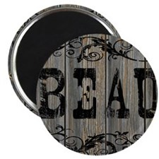 Beau, Western Themed Magnet
