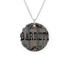 Barrett, Western Themed Necklace