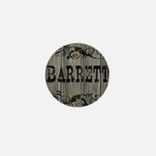 Barrett, Western Themed Mini Button