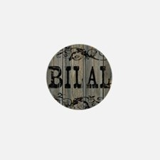 Bilal, Western Themed Mini Button