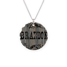 Braedon, Western Themed Necklace