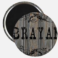 Brayan, Western Themed Magnet
