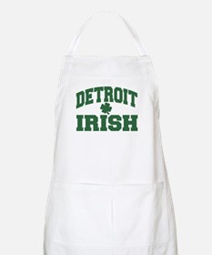 Detroit Irish BBQ Apron