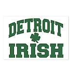 Detroit Irish Postcards (Package of 8)
