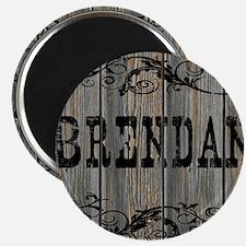 Brendan, Western Themed Magnet