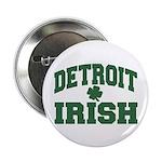 Detroit Irish Button