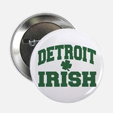 Detroit Irish Button